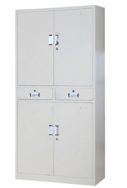 Office Furniture Metal Locker Multilayer Steel Cabinet School Lockers