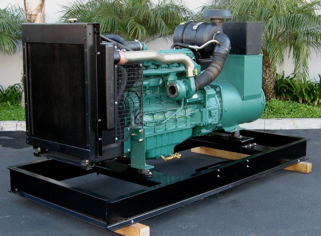 Volvo Genset Diesel Generator For Home Use 85kva - 625kva