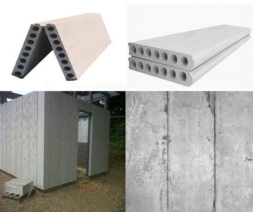 Precast Concrete Wall Panels Attachment : Buy precast concrete interior wallpanels machine price
