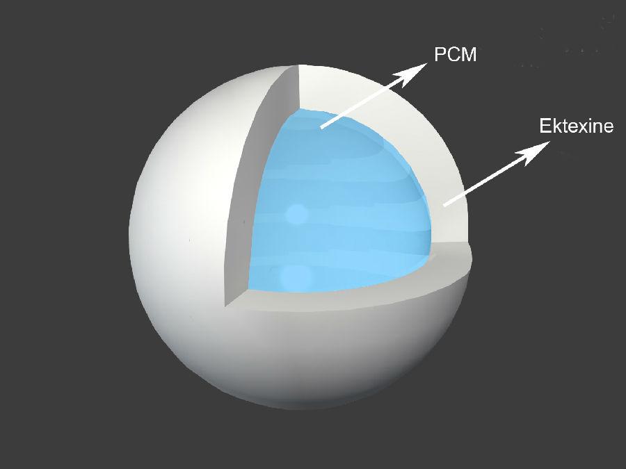PCM BALLS