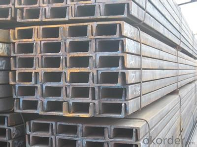 Prime Hot Rolled Channel Steel from China GI Channel Steel Channel