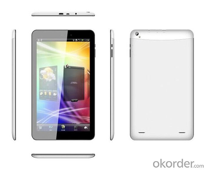 10.1 Inch Tablet PC with Mtk8382 Quad Core, 3G Phone 1g 8g IPS (P1006)