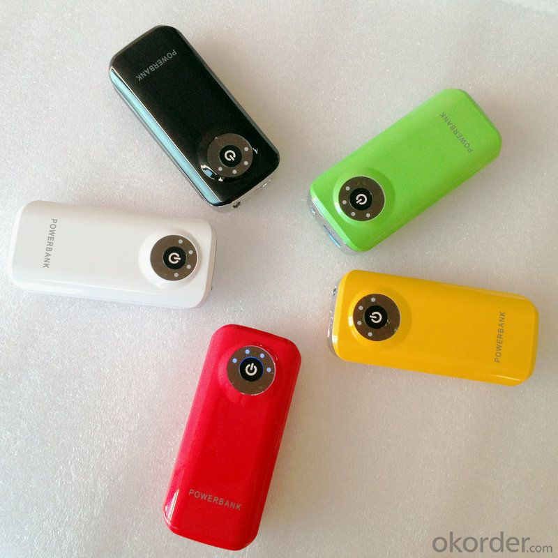 Portable Charger Power Bank (NSPB-GR0024)