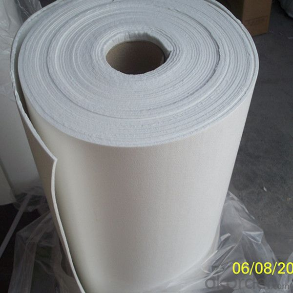 Ceramic Fiber Paper of high temperature for carbon furnace, glasses furnace