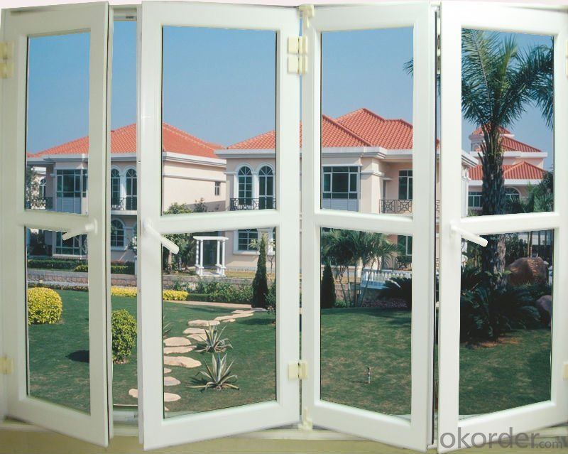 China supplier of pvc doors windows