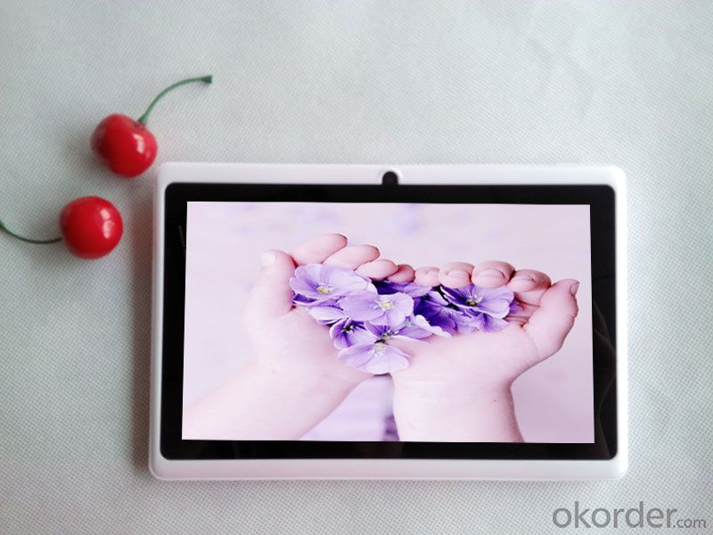 7 Inch Dual Core Android MID with Dual Camera Q88 A23