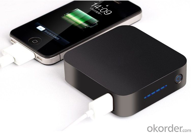 Best Sale 7800mAh High Quality Portable Power Bank (FSX-1257)