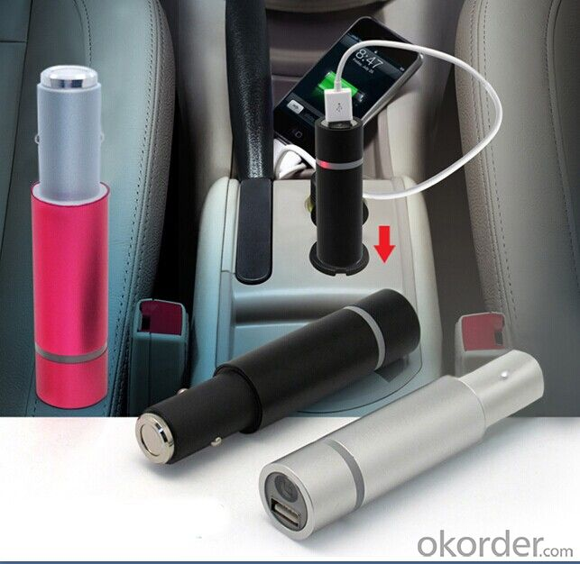 New Arrival Portable Multifunctional Power Bank for Car Promotional Gift