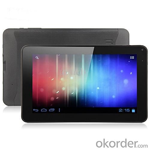 9 Inch A23 Dual Core Android 4.4 512MB/8GB Tablet PC MID