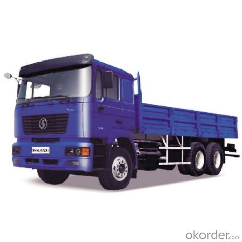 SHACMAN F2000 20 TONS 6X4 280HP LORRY TRUCK