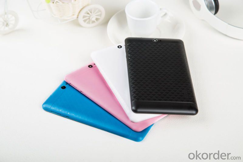 7 Inch 3G SIM Calling Dual Core Android Tablet PC