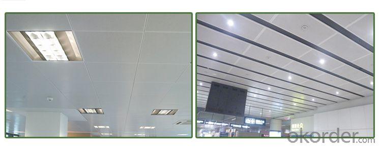 2014 New fireproof aluminum ceiling