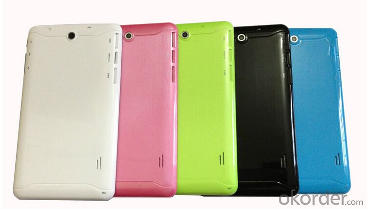 7inch A23 Dual Core 2g Calling Tablet PC
