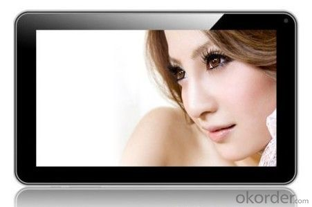 7inch Tablet PC with Dual Core CPU 2 Cameras