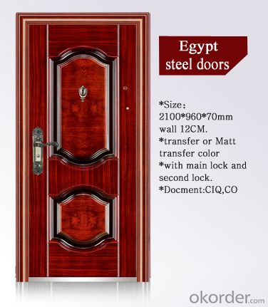 Popular made in china door and windows