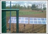 Solar Family Farm in Zimbabwe