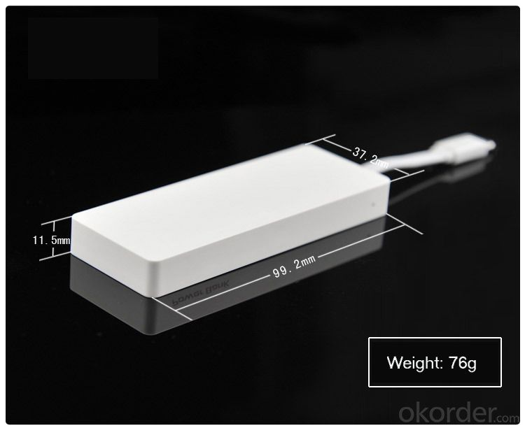 Cable-Byo Innovative Portable Mobile Power Bank (No cable and wire need)