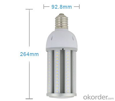 100w metal halide led replacement e39 led corn light