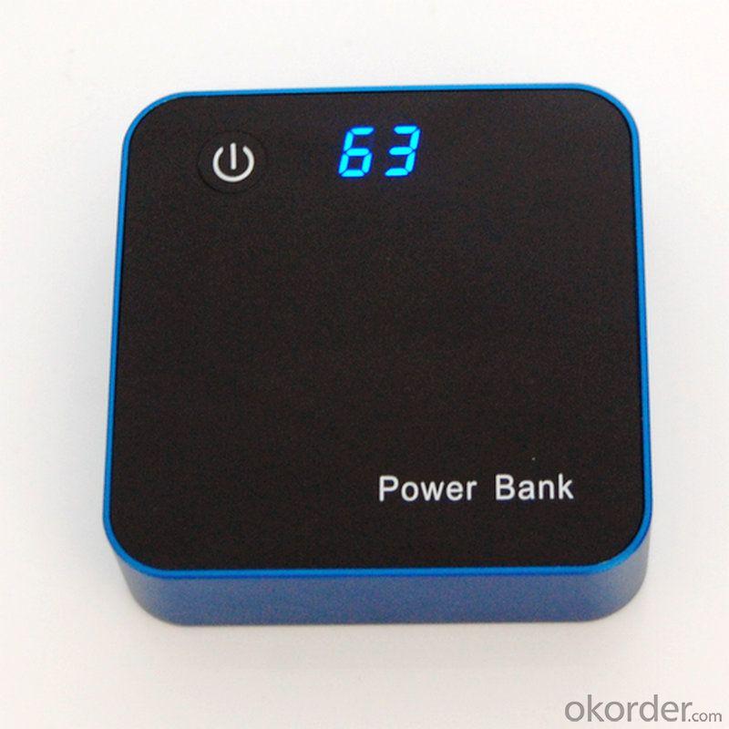 High Capacity 7800mAh Portable Power Bank (NSPB-XZ006)
