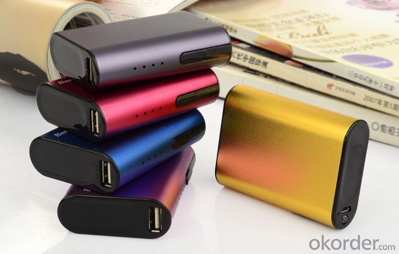 Portable Power Bank; Power Charger