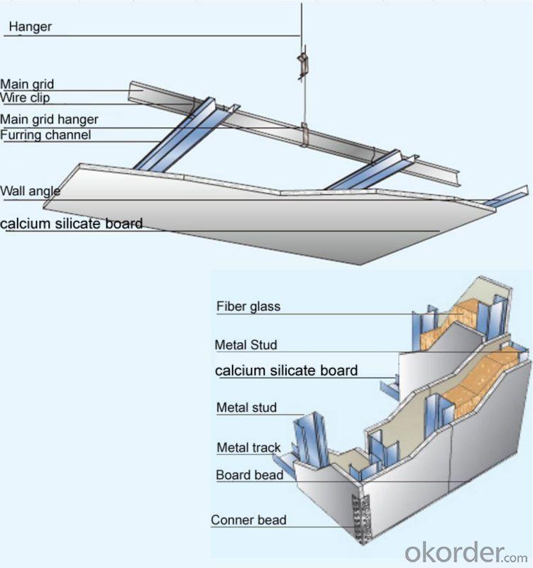Calcium Silicate In Floors : Fiber cement board abstesto free buy