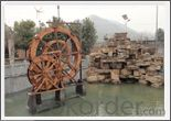 Solar Waterwheel for Landscaping in Zhejiang Province