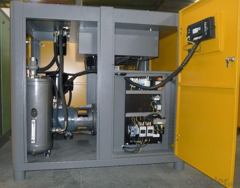 Electric Drive Screw Air Compressor Jzs37-8