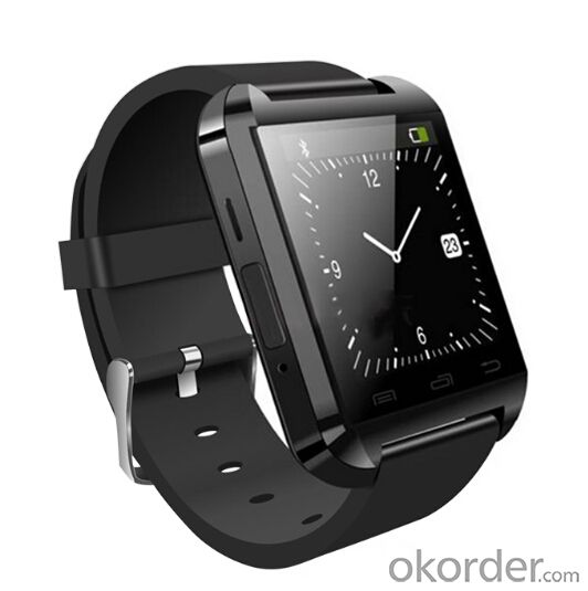 Smart Bt Phone Watch with Android OS in Drving or at Home