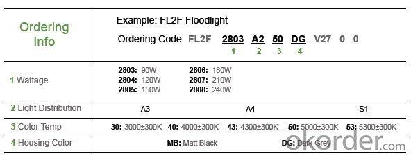 FL2F Floodlight