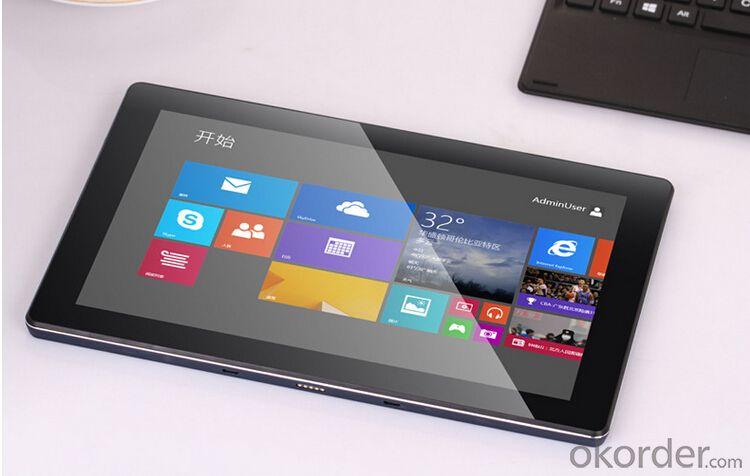10.1inch Quadcore Intel CPU Windows8 Tablet PC