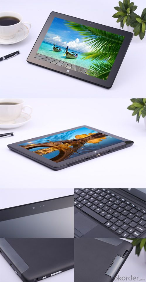 10.1 Inch Intel Quadcore Ultra-Thin Windows Tablet (WP3510)