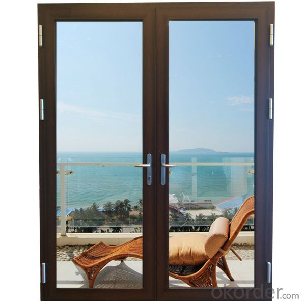 alibaba hot sale good pictures aluminum window and door