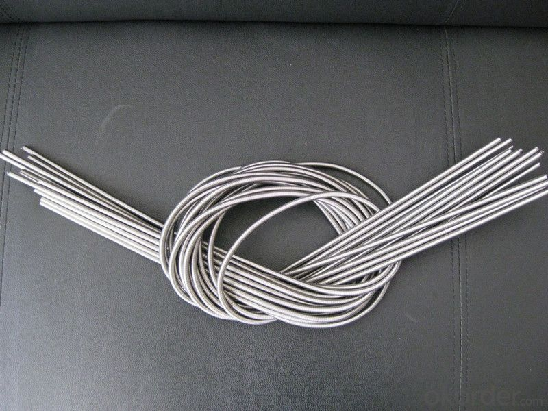 Fecral Electric Resistance Heating Wire