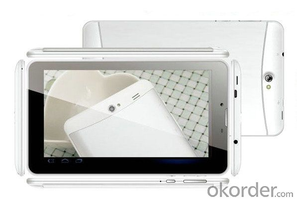7 Inch Dual Core ATV + 2g+Bt+GPS+FM Tablet PC M720g