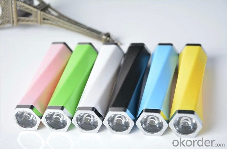 Lipstick Pocket Size Portable Power Bank for Mobile Phone (AM-PB18)