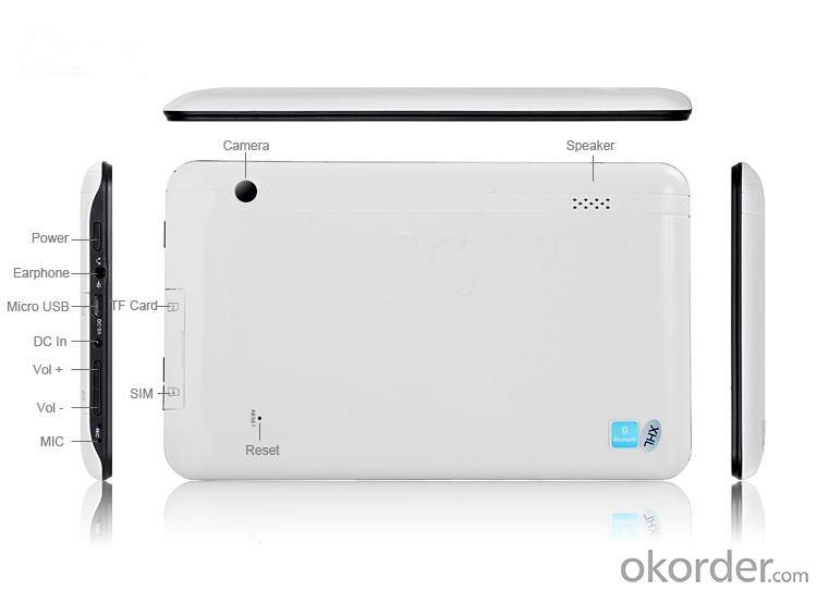 Phone Call 7 Inch A23 Android 4.2 GSM Phablet 86V Tablet PC