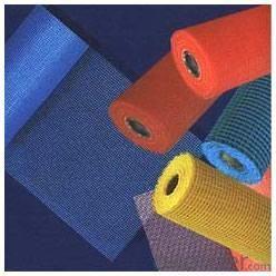 Alkali Resistant, Colorful Reinforced Fiberglass Building Mesh