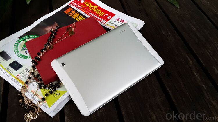 10.1inch Mtk8382 Quad Core Tablet PC with GPS