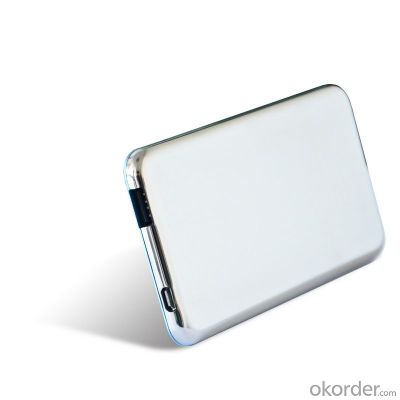 4000mAh Elegant Mobile Power Bank (SPB-1002)