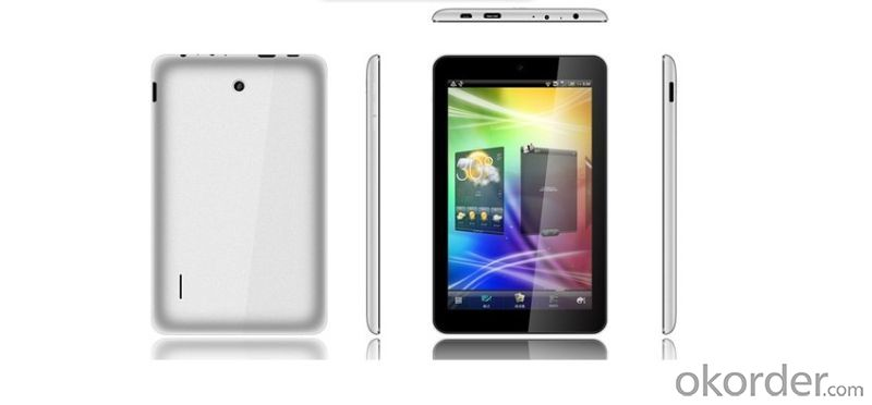 7 Inch Quad Core Android Tablet PC