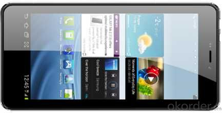 7 Inch Dual Core Android MID with WiFi Bluetooth (M780)