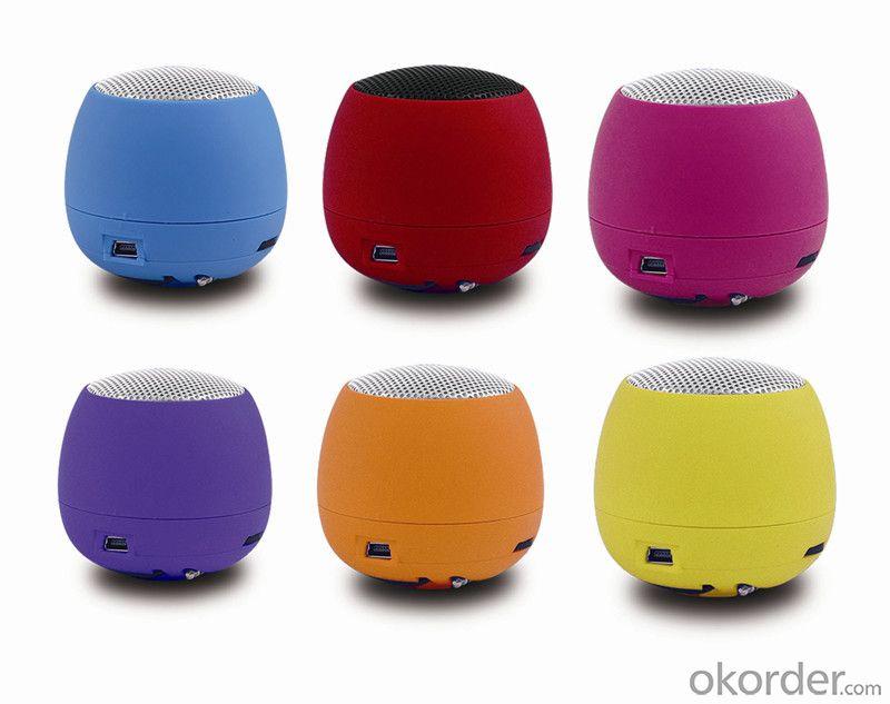 Portable Mini Speaker for iPod, MP3, iPad, Mobile Phone
