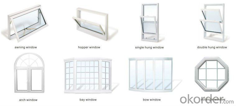 Aluminum window and door with roller shutter and mosquito net