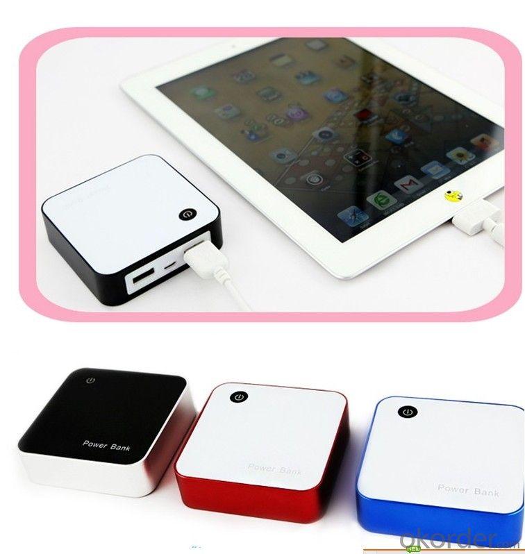 6600mAh Mobile Power Portable Charger Power Bank (SPB-1005)