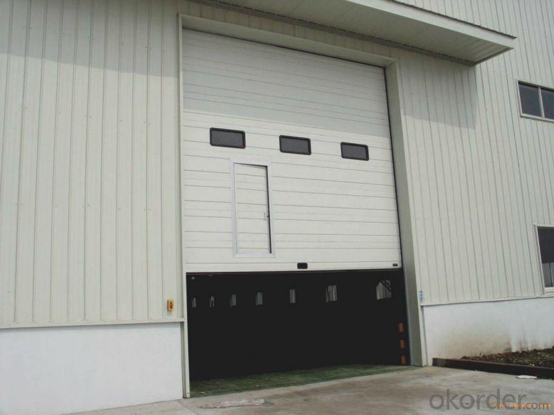 Factory door industrial sliding door