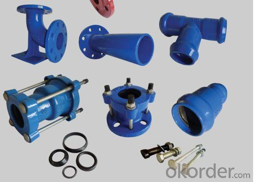 ductile iron pipe fittings - PROFESSIONAL MANUFACTURER