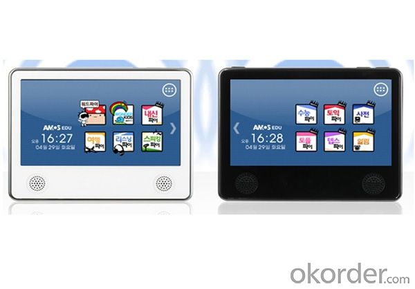 7 Inch Tablet PC with Dual Speakers for Kids (P709)
