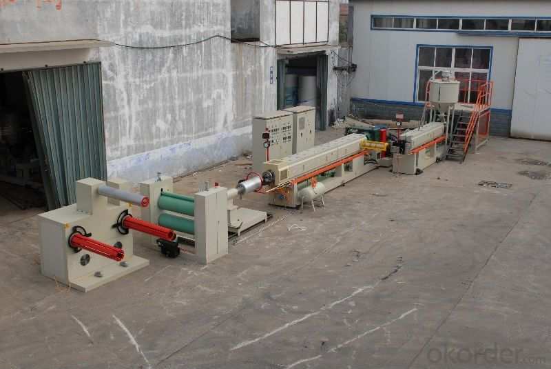 CE APPROVED EPS Foamed Sheet KT Plate Production Line (PSP-100/130)