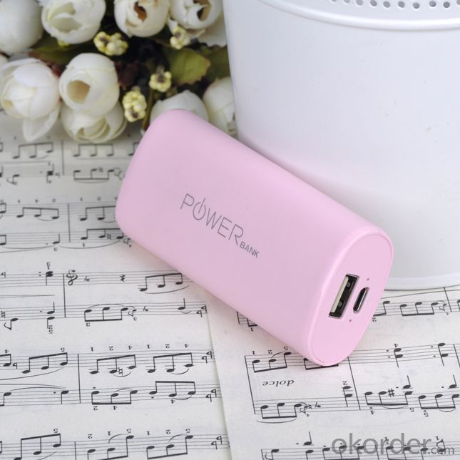 4000mAh Portable Power Bank for Smart Phone