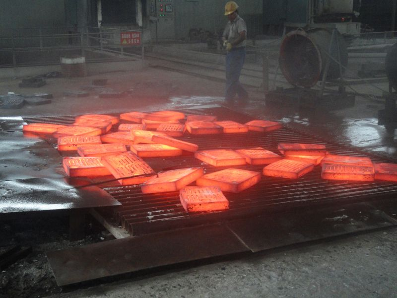 Ball Mill Liner Plate With Alloy Steel Materials